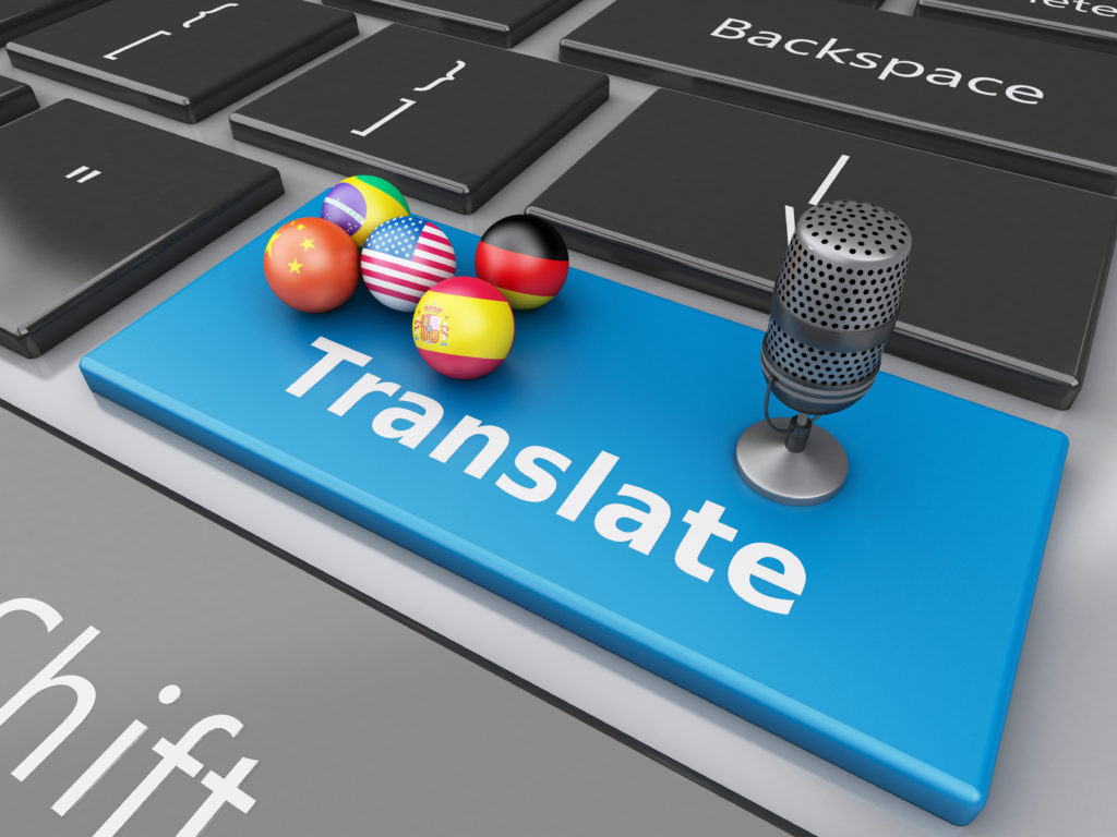 Speech Translation